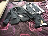 Brand new boys 3 part suit