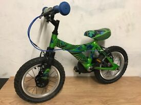 Raleigh Atom Kids Bike (never used)