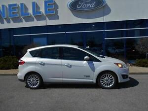 Ford C-Max Energi SEL 2014 plug in