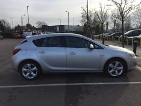 2011 Vauxhall Astra SRI 1.6