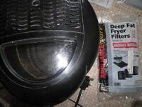 Deep Fryer 1250g chips maker