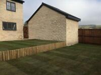 Flagging fencing landscaping and drainage services