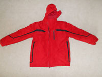 LL Bean Childs Ski Jacket Age 14 to 16 years