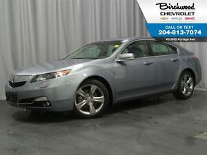 2012 Acura TL 4DR AWD   LEATHER   SUNROOF   TECH PKG