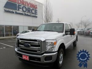 2016 Ford Super Duty F-350 XLT Crew Cab 4X4 w/8' Box, 6.2L Gas