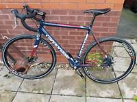CANNONDALE CAADX 56cm frame