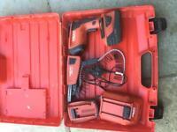 Hilti sd5000 screw gun complete