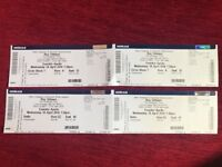 Roy Orbison In Dreams Hologram Tour with Royal Philharmonic Orchestra x 4 Tickets