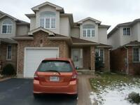 3 Bedroom Detached Home Available July 1st on South End