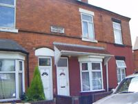 THREE BEDROOM HOUSE TO RENT * WOODFIELD CRESCENT * BALSALL HEATH * CLOSE TO MOSELEY ROAD * CALL NOW