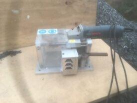 window milling astragal bar machine rarely used jade engineering bosch grinder