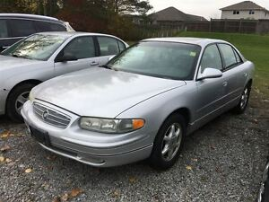 2002 Buick Regal LS 4DR SEDAN, LEATHER, AS TRADED!!
