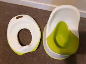 Ikea potty training bundle potty and toilet seat