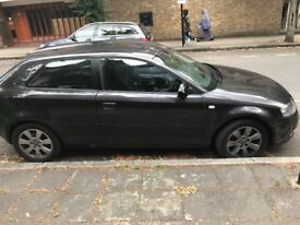 AUDI A3 - 1.6 - MANUAL- 53 PLATE - NEWER SHAPE - 2003-2012