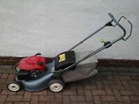 Honda Izy 16 inch Push Petrol Lawnmower. SERVICED