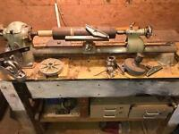 Ml8 wood work lathe