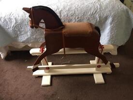 Rocking horse £25