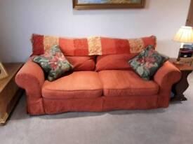 Gorgeous 2 seater sofa