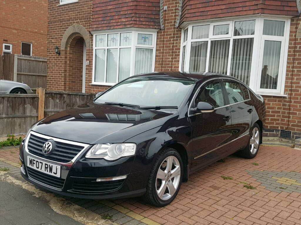 vw passat 2007 se 105 bhp in derby derbyshire gumtree. Black Bedroom Furniture Sets. Home Design Ideas