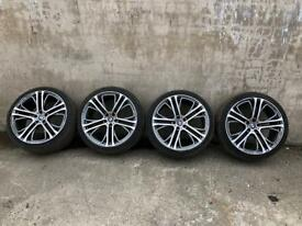 "22"" BMW X5 Alloys"