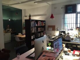 Friendly & affordable co-working space in Whitechapel