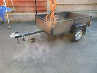 6 X 4 ft Trailer for sale