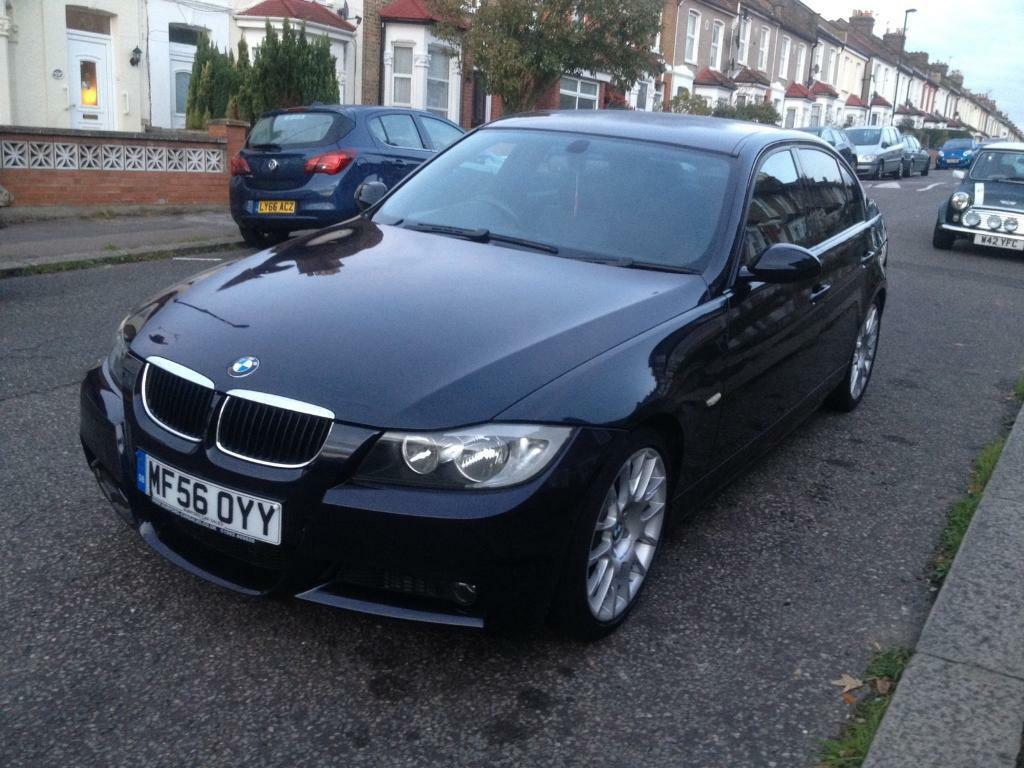 2006 BMW 320SI LIMITED EDITION M SPORT WITH 1 YEAR MOT QUICK SALE ...