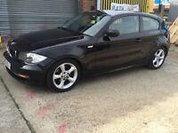 BMW 1 Series 2.0 118d SE 2010 3dr aux alloys CD 30 POUNDS A YEAR TAX