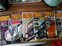 Volksworld magazines