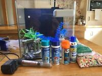 Tropical fish tank and accessories ****SOLD****