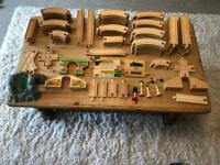 Brio and Brio compatible huge bundle 150 pieces