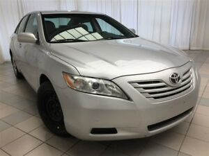 2009 Toyota Camry Leather Interior