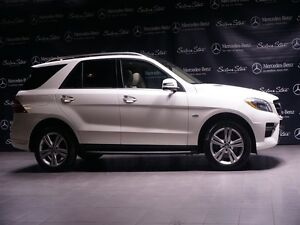 2012 Mercedes-Benz ML350 Bluetec 4matic Premium Package, Driving