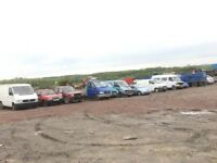 Mercedes sprinter & Volkswagen lt van wanted!!!