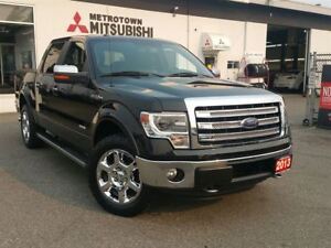 2013 Ford F-150 Lariat; Fully loaded!