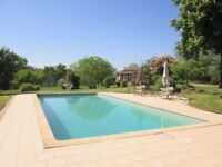 SW FRANCE vacations with swimming pool. Accommodating 2 - 16 persons