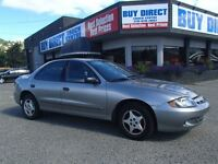 2004 Chevrolet Cavalier Base Sedan Auto