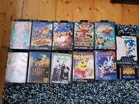 SEGA Mega drive Games and console bundle