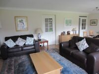 Beautiful south facing ground floor flat in a prime area of Edinburgh close to Kings Buildings
