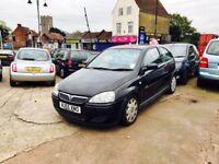 ✅ 2005 Vauxhall Corsa AUTOMATIC 1.4 i 16v Design 3dr ✅
