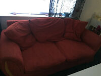 Red Sofa for FREE!