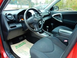 2007 Toyota RAV4 V6 4WD | SPORT | P.SUNROOF | NO ACCIDENTS Kitchener / Waterloo Kitchener Area image 10