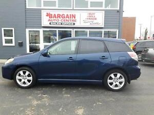 2008 Toyota Matrix XR  ''3 MONTH WARRANTY''