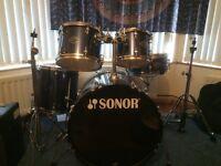 Sonor Smart Force Stage 2 - Drum Kit