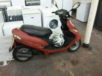 50cc scooter cheap!!