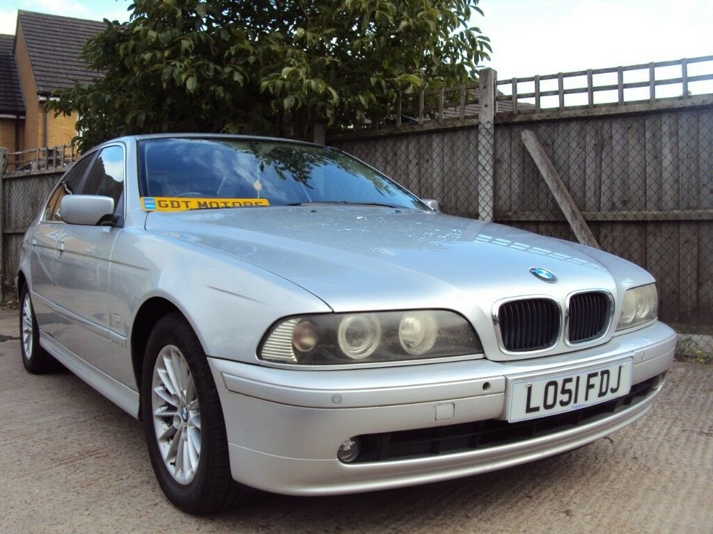 BMW 520i SE – E39 - 5 Series -OLD SKOOL, Future Classic – 2 Former Keepers  - £1,299 | in Chadwell Heath, London | Gumtree