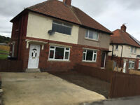 2 BEDROOM SEMI DETACHED HOUSE WITH GARDENS TO LET