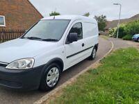 Vauxhall, COMBO, Car Derived Van, 2008, Manual, 1248 (cc)