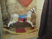 THIS IS A 1 OFF PIECE, FANTASTIC FOR CHILDREN, OR AS A PIECE OF FURNITURE, ONLY SELLING AS NO ROOM