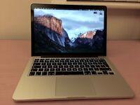 """Macbook Pro 13"""" Retina Display Mid 2014 Excellent Condition"""